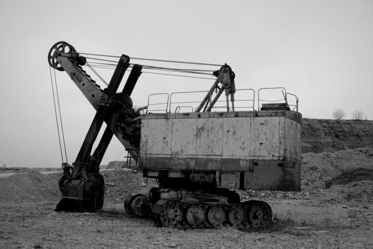 Bełchatów – kopalnia węgla brunatnego